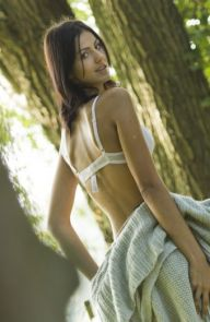 Meg Magic Outdoors sensuality