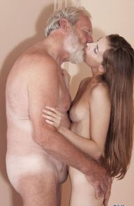 Tina Blade Sexual Healing with old man