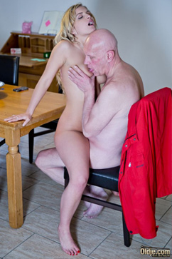 Jemma Valentine Messing With the Young Maid