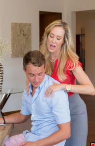 Brandi Love Fun in three