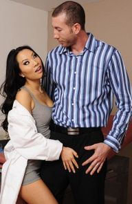 Asa Akira The sexy Asian doctor