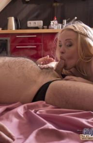 Lolita Taylor Oldje fucks russian hot blonde