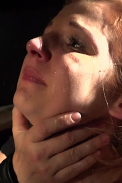 Emily Ross Crying Slave