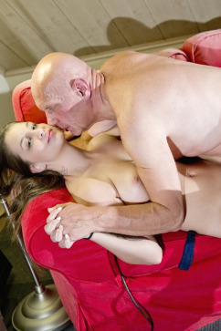 Angelina Brill  Need for old cock