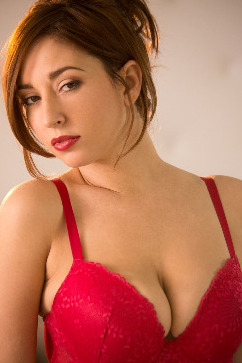 Shay Laren Red is the color