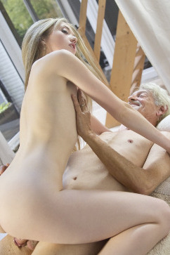 Vladlena Tight Young Pussy Massage