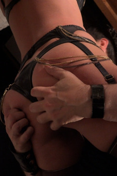 Julie Skyhigh The bondage oppresion day of a slave