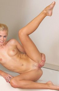 Tracy Gold Teen Gives A Private Show