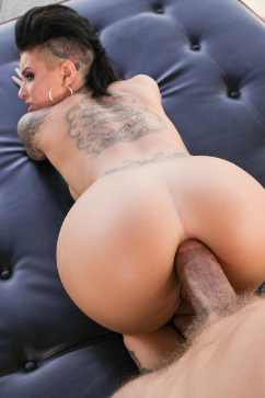 Christy Mack Ass fucking with a facial finish for my slut
