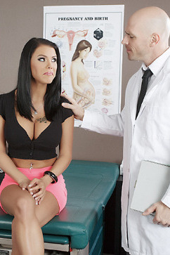 Peta Jensen Bend over for the doctor you fucking slut