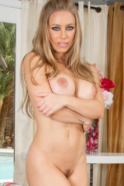 Nicole Aniston Oh how I love to swallow your whole dick