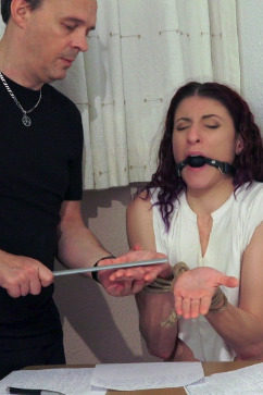 Mia Phoenix Reeducation Of A Bondage Slave Girl