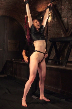 Mia Phoenix Reeducation Of A Bondage Slave Girl Part 2