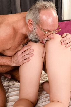 Angelina Brill  Grandpa's Dirty Magic Trick