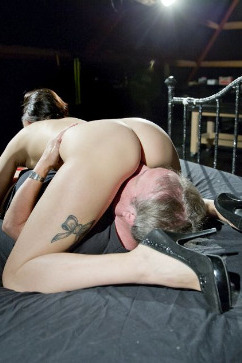 Patricia Sun Hot Young Reward for a horny, old man