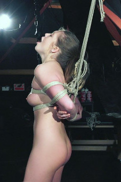 Alessandra Jane Chains Of Obedience for a restless slave