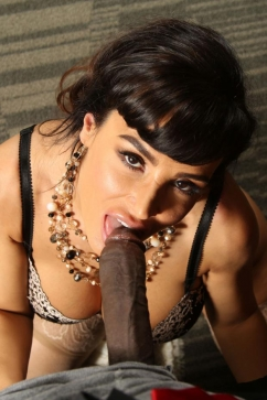 Lisa Ann Interacial fuck - MILF vs big black cock