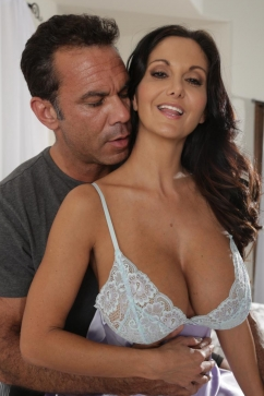 Ava Addams Incredible busty milf riding cock