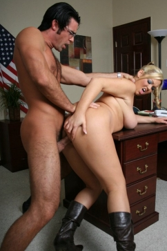 Abbey Brooks Student fucked right in the classroom