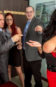 Romi Rain My Boss Is A Whore