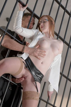 Linda Sweet Sensing the desire behind bars