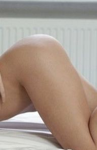 Sicilia Blonde and natural touching herself for you