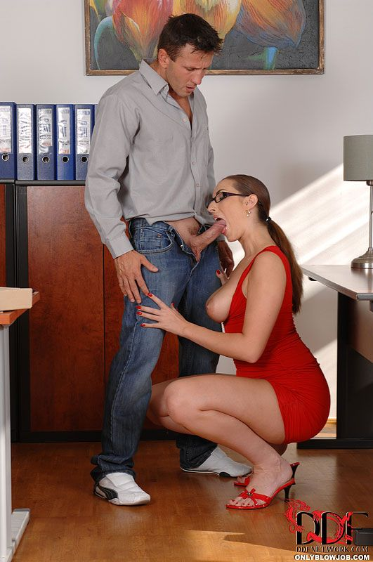 Alanah rae works two cocks a time 7