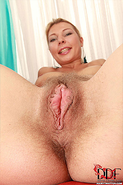 Kristi Lust  Hairy Babe Gets It In The Rear