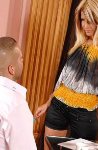 Tiffany Rousso Blonde Deepthroats & Does 69