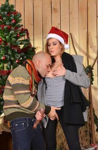 Alexis Crystal Holiday Sucking and Fucking