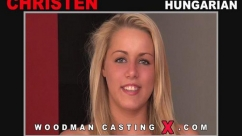 Christen Courtney Christen Courtney in Woodman's Casting