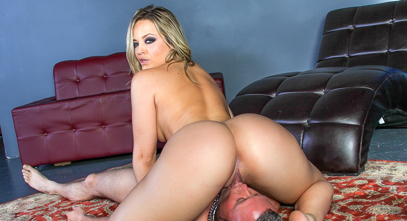 Alexis Texas Your Lips, My Ass part 1