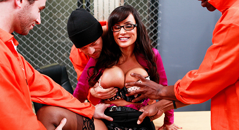 Lisa Ann Dangerous Minds With Dangerous Dicks
