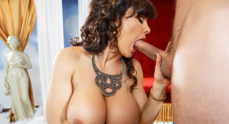 Lisa Ann The Goddess of Big Dick