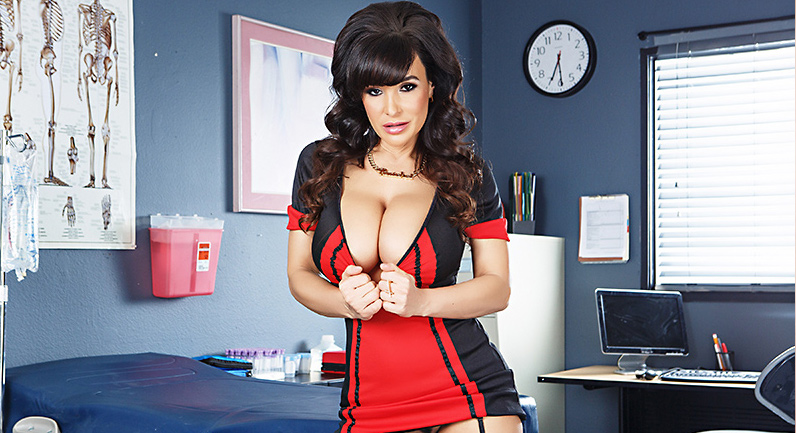 Lisa Ann Nurse Booty on Duty