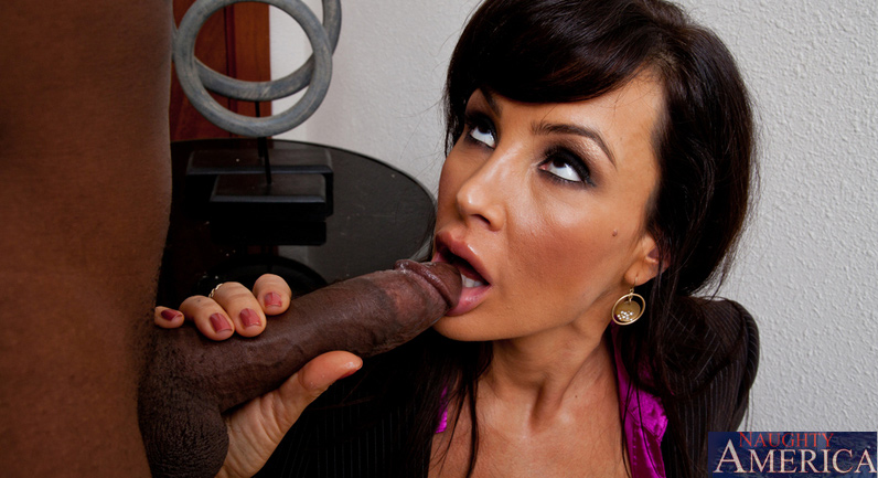 Lisa Ann Another chance