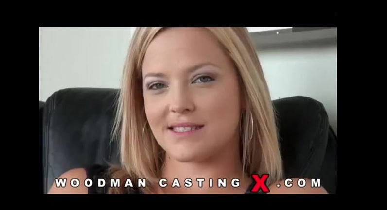 Alexis Texas Alexis Texas on Woodmancasting