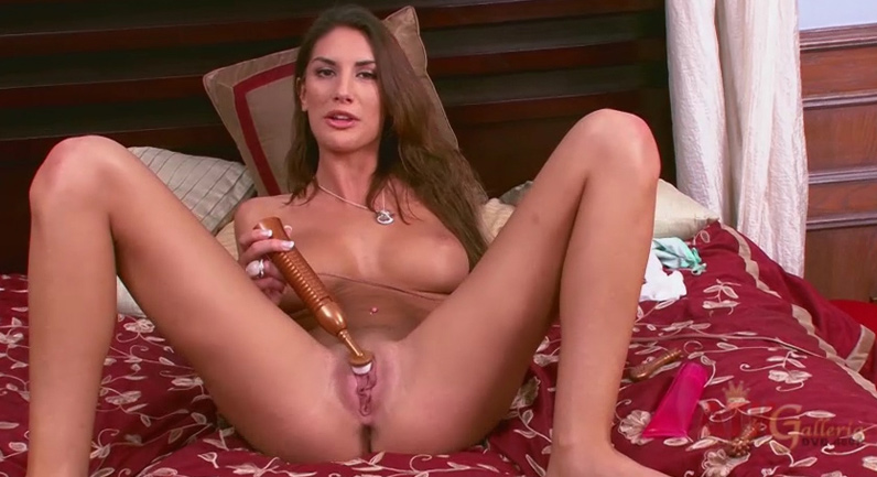 August Ames August Ames and her erotisizer