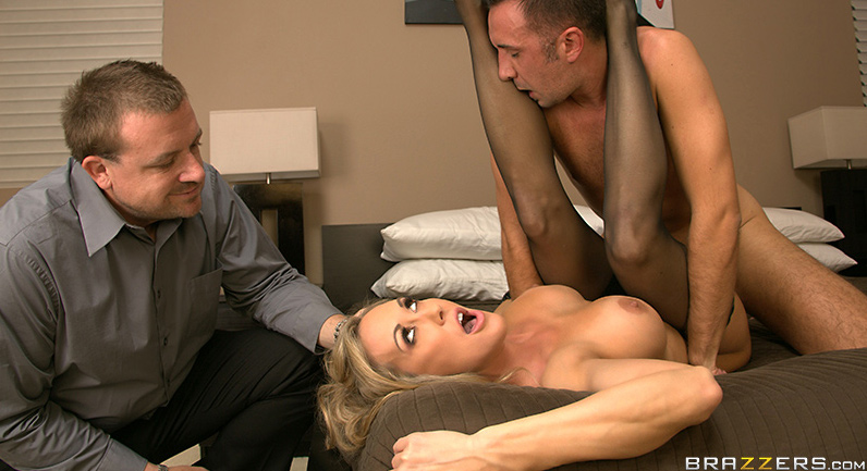 Brandi Love One Night in Swinger Heaven