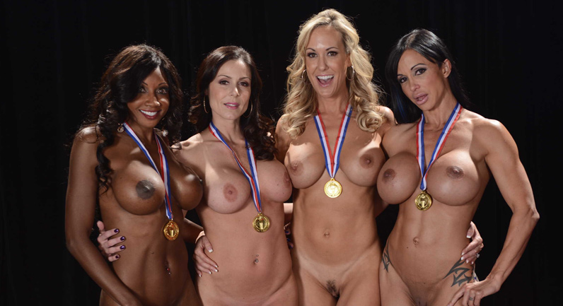 Brandi Love Miss Titness America