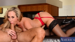 Brandi Love My favorite waiter fucks me