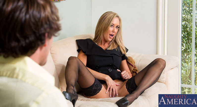 Brandi Love Fuck my ex-boss
