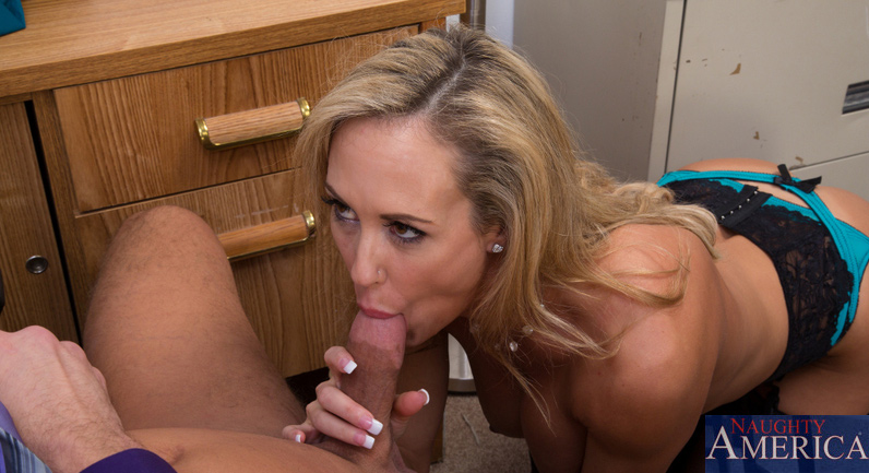 Brandi Love Keep the secret!