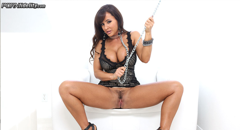 Lisa Ann Triple coming