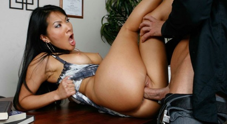Asa Akira Meditate While I Slam Your Wife