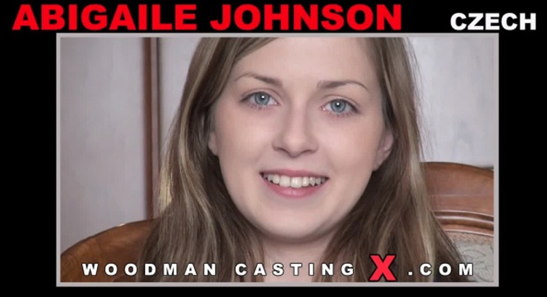 Abigaile Johnson Abigaile Johnson for Woodmancasting