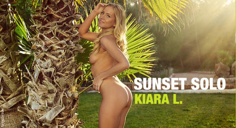 Kiara Lord Sunset Solo