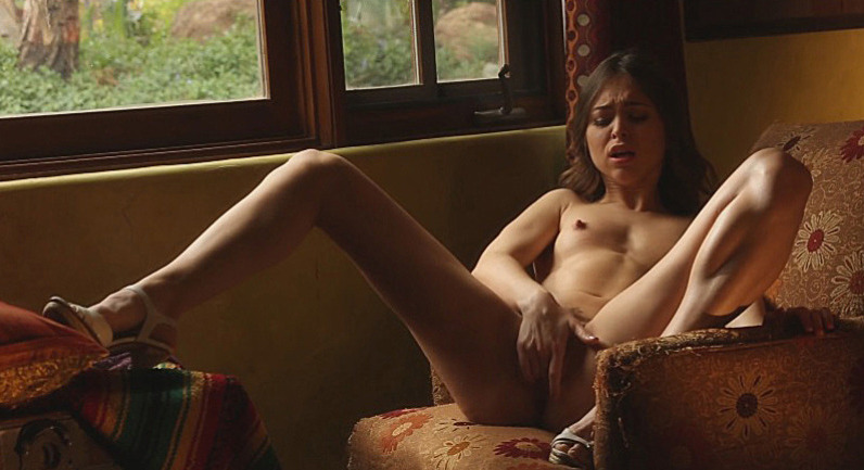Riley Reid Self love turns up the heat