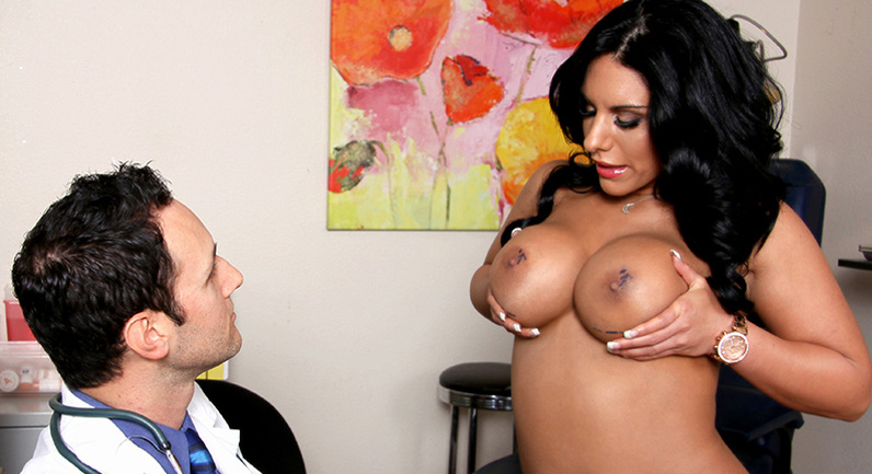 Bella Reese Busty, hot patient wants to fuck her doctor's big cock
