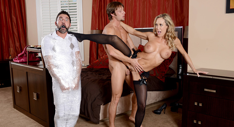 Brandi Love Realwifestories - Brandi Love and the Neglectful Husband